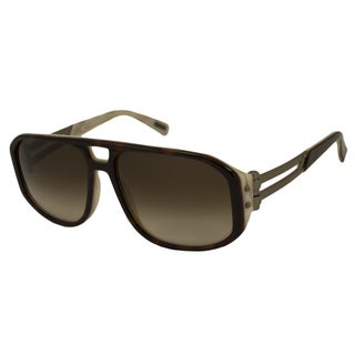 Lanvin Men's SLN502 Aviator Sunglasses
