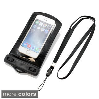 Gearonic Waterproof Bag Arm Band And Mic Earphone for iPhone 4 4S 5 5S