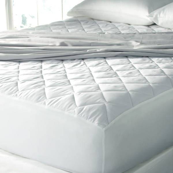 Spa Luxe Cool Touch Moisture Wicking Mattress Pad