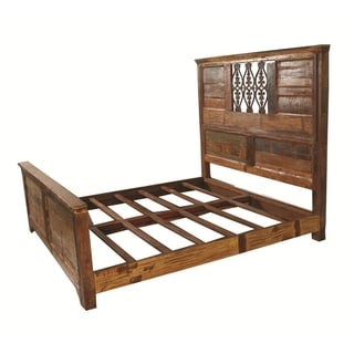 Beech Queen Bed
