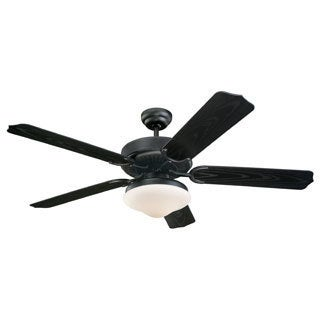 SB Weatherford Deluxe 52-inch 5-blade Outdoor Ceiling Fan