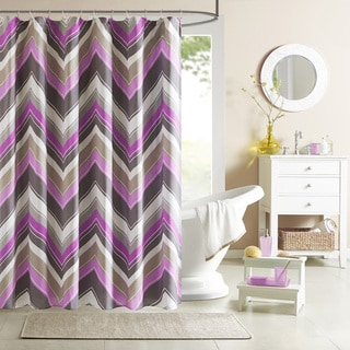 Intelligent Design Jada Shower Curtain