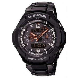 Casio Men's G1250BD-1A 'G-Shock' Black Watch