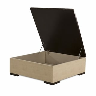 JAR Designs Damon Storage Coffee Table Ottoman
