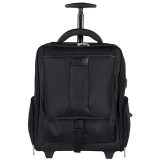 Bugatti Hybrid Wheeled Backpack with Laptop Compartment