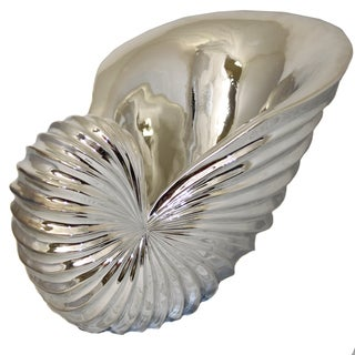 High Design Sea Shell Sculpture Bowl