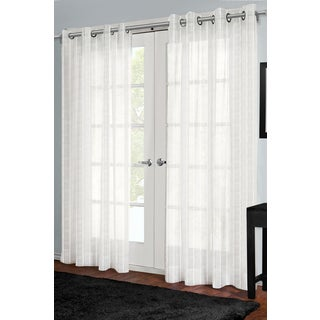 Melissa Grommet Top Curtain Panel Pair