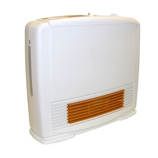 SPT Indoor Ceramic Heater with Thermostat and Humidifier