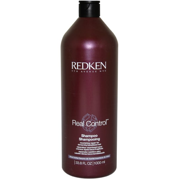 Redken Real Control 33-ounce Shampoo