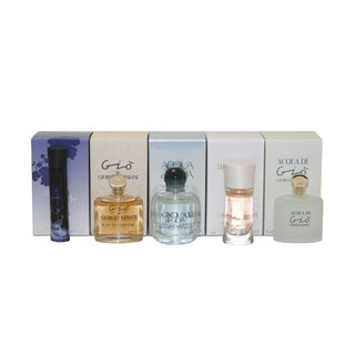 Giorgio Armani Variety 5-piece Mini Gift Set