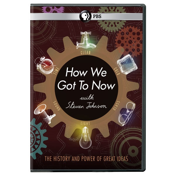 How We Got to Now with Steven Johnson (DVD) 13322890