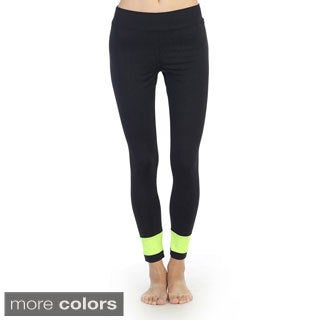 Hadari Women's Active Spandex-blend Pants