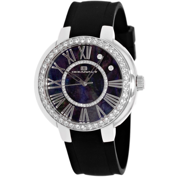 Oceanaut Women's Allure Black Watch