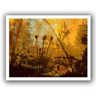 Dean Uhlinger 'Riverside' Unwrapped Canvas