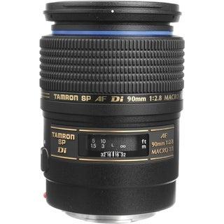 Tamron SP 90mm f/2.8 Di 1:1 Macro AF Lens for Sony Alpha and Minolta Maxxum SLR