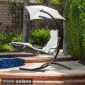 Christopher Knight Home La Vida Steel Hanging Chair