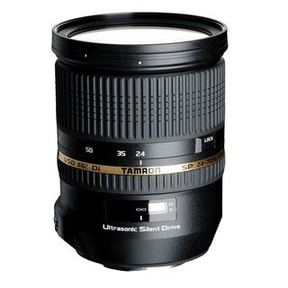 Tamron SP 24-70mm f/2.8 Di USD Lens for Sony Alpha and Minolta AF