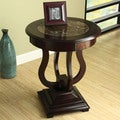Furniture of America Necaria Bell Inspired Side Table