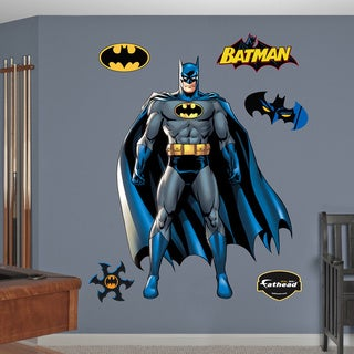 Fathead 'Batman' Wall Decals