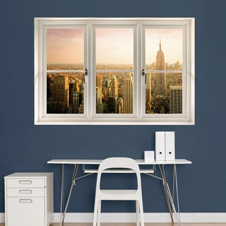 Empire State Building' Instant Window