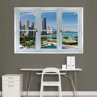 Chicago Skyline' Instant Window