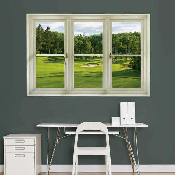 Golf Tee Box' Instant Window