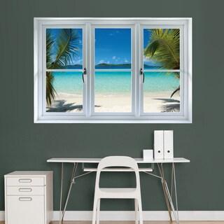 Virgin Islands Beach' Instant Window