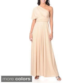 Von Ronen New York Women's Transformer Dress One Size Fits 0-12