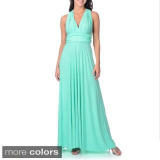 Von Ronen New York Women's Long Transformer Dress One Size Fits 0-12