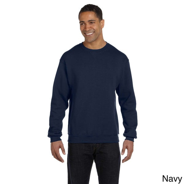 Russel Men's Dri-Power Fleece Crew Sweatshirt 13324954