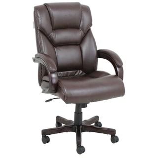 Neptune II Mocha Office Chair