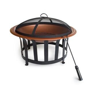 30-inch Steel Fire Pit