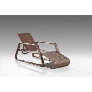 Ventures Luxe Sunlounger Chaise Lounge Set