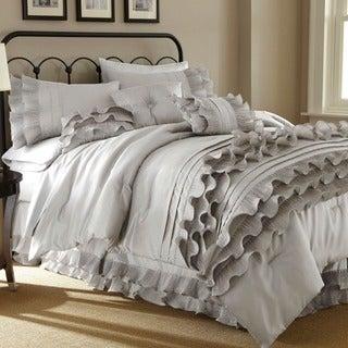 Anastacia Pearl 8-piece Comforter Set