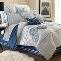 Quincy 8-piece Embroidered Comforter Set