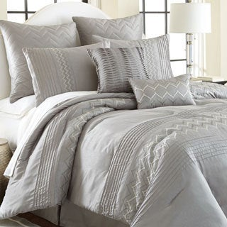 Reagan Jade 8-piece Embroidered Comforter Set