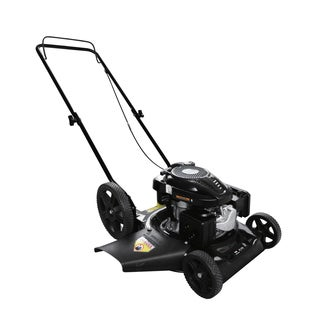 Warrior Tools Black Gas Powered 21-inch Push Lawn Mower