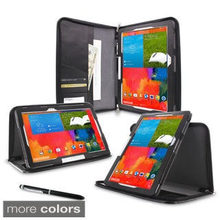 roocase Executive Portfolio Leather Case Cover for Samsung Galaxy Note Pro 12.2 / Tab Pro 12.2