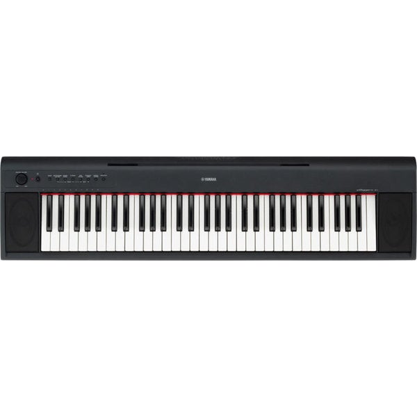 Yamaha Piaggero Series NP11 61-Key Piano-style Keyboard