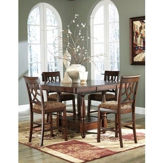 Signature Designs by Ashley Leahlyn Counter-height Extension Dining Table