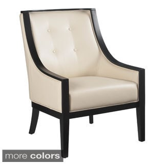 Sunpan '5West' Cyrano Leather Armchair