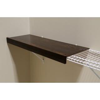 36-inch Renew Shelf Kit in Espresso Finish