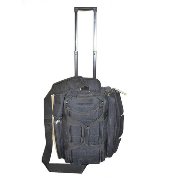 Jumbo 20-inch Rolling Range Duffel Bag