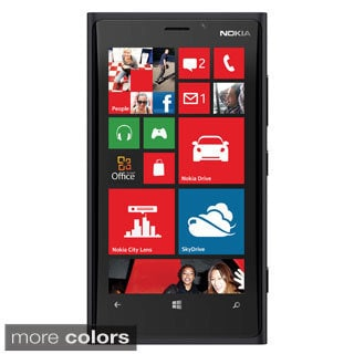 Nokia Lumia 920 Black 32GB AT&T Unlocked GSM 4G LTE Windows 8 Phone