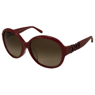 Marc By Marc Jacobs Women's MMJ347 F Oval Sunglasses