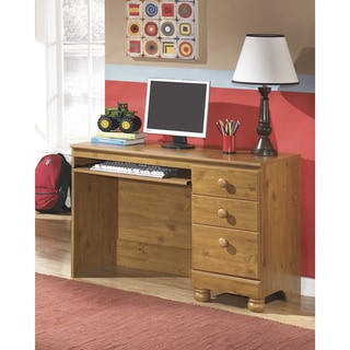 Signature Designs by Ashley Stages Youth Replicated Pine Grain Bedroom Desk