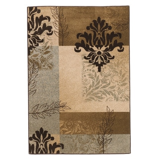 Signature Designs by Ashley Laurel Spa Blue Transitional Rug (7'8 x 10'10)