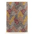 Signature Designs by Ashley Sand/ Multi Abstract Area Rug (5' x 7')