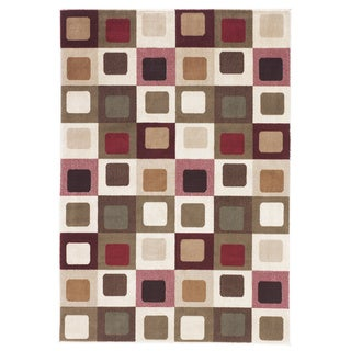 Signature Designs by Ashley Sloane Multicolored Geometric Rug (5' x 7')