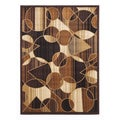 Signature Designs by Ashley Calder Multicolor Abstract Rug (5'2 x 7'2)